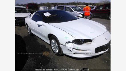 2000 Chevrolet Camaro Coupe for sale 101128610