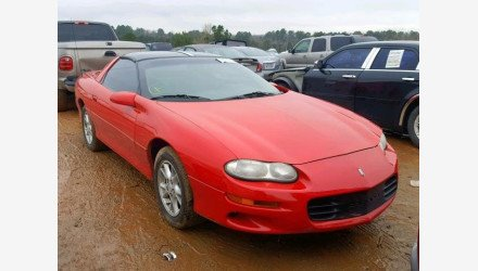 2000 Chevrolet Camaro Coupe for sale 101129021