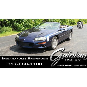 2000 Chevrolet Camaro Convertible for sale 101167299