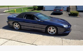 2000 Chevrolet Camaro Z28 Convertible for sale 101261533