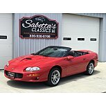 2000 Chevrolet Camaro SS Convertible for sale 101334414