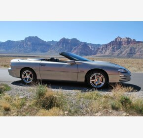 2000 Chevrolet Camaro Convertible for sale 101335151