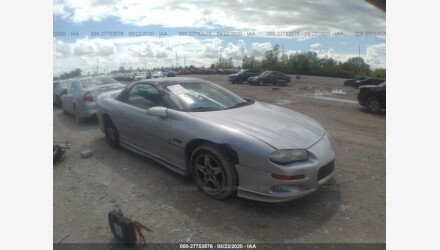 2000 Chevrolet Camaro Z28 Coupe for sale 101346801