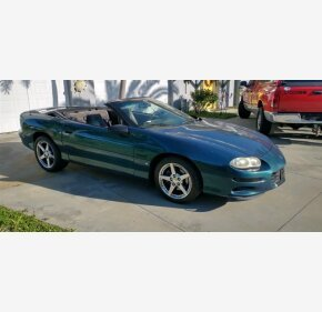 2000 Chevrolet Camaro Convertible for sale 101407136