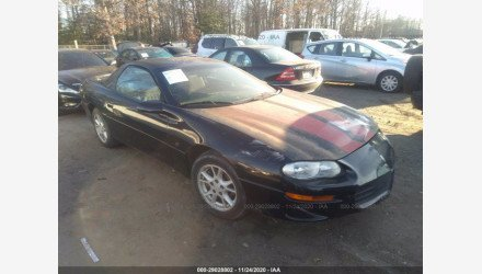 2000 Chevrolet Camaro Coupe for sale 101416380