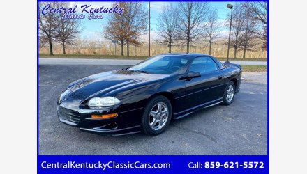 2000 Chevrolet Camaro Z28 Coupe for sale 101418045