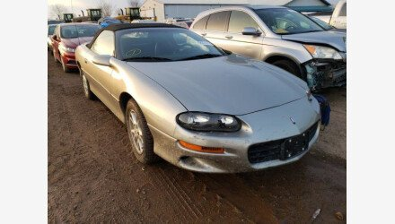 2000 Chevrolet Camaro Convertible for sale 101435268