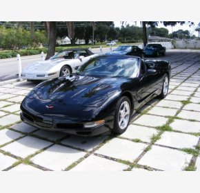 2000 Chevrolet Corvette Convertible for sale 101076631