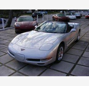 2000 Chevrolet Corvette Convertible for sale 101090083