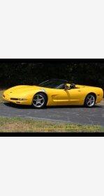 2000 Chevrolet Corvette Convertible for sale 101099008