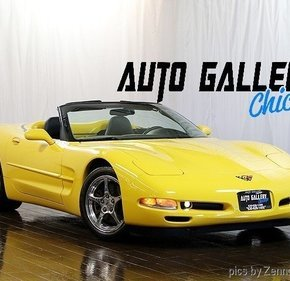 2000 Chevrolet Corvette Convertible for sale 101121445
