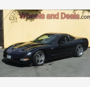 2000 Chevrolet Corvette Coupe for sale 101213397