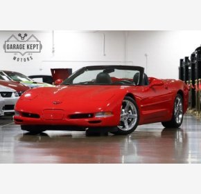 2000 Chevrolet Corvette Convertible for sale 101225171