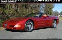 2000 Chevrolet Corvette Convertible for sale 101266157