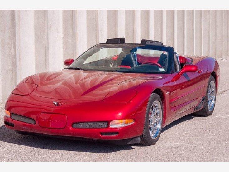 2000 Chevrolet Corvette Convertible for sale 101311495