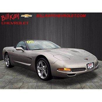 2000 Chevrolet Corvette for sale 101337173