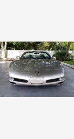 2000 Chevrolet Corvette Convertible for sale 101341836