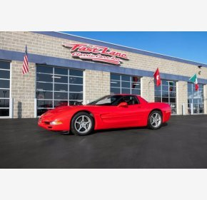 2000 Chevrolet Corvette Coupe for sale 101354758