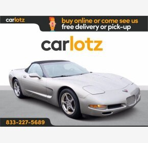 2000 Chevrolet Corvette for sale 101379635