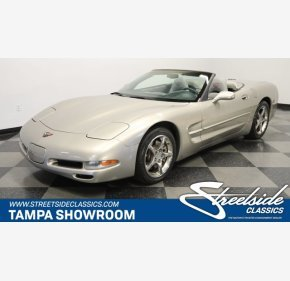 2000 Chevrolet Corvette Convertible for sale 101405232