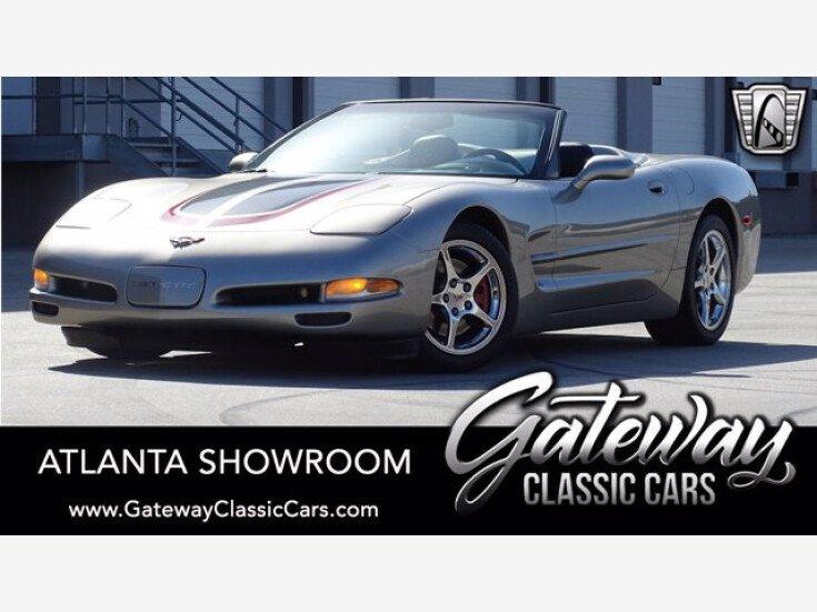 2000 Chevrolet Corvette Convertible for sale 101543071