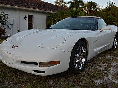 2000 Chevrolet Corvette Convertible for sale 101554617