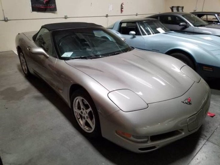 2000 Chevrolet Corvette Convertible for sale 101586816