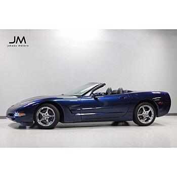 2000 Chevrolet Corvette Convertible for sale 101589561