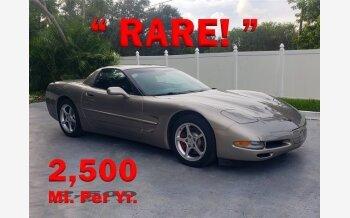 2000 Chevrolet Corvette for sale 101601036