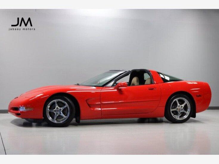 2000 Chevrolet Corvette Coupe for sale 101601859
