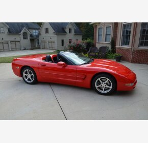 2000 Chevrolet Corvette for sale 101397784