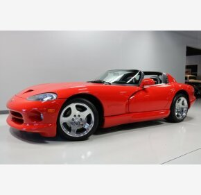 2000 Dodge Viper RT/10 Roadster for sale 101165308