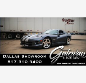 2000 Dodge Viper GTS Coupe for sale 101242608