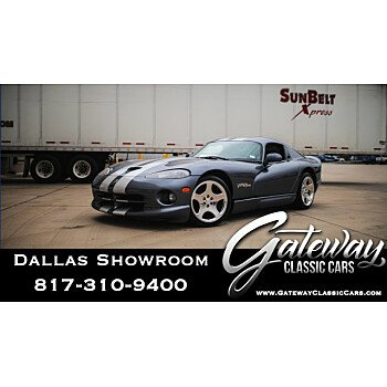 2000 Dodge Viper GTS Coupe for sale 101242608