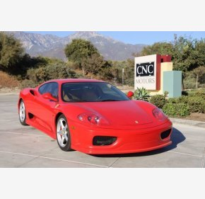2000 Ferrari 360 for sale 101400609