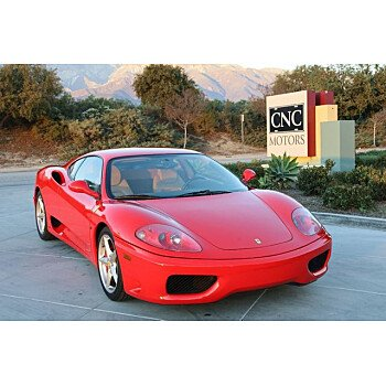 2000 Ferrari 360 Modena for sale 101419046