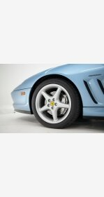 2000 Ferrari 550 Maranello Coupe for sale 101152049