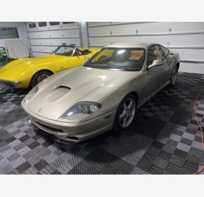 2000 Ferrari 550 Maranello Coupe for sale 101418929