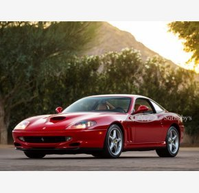 2000 Ferrari 550 Maranello Coupe for sale 101427054