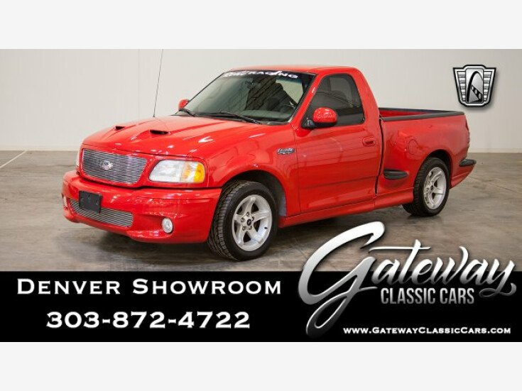 2000 Ford F150 2WD Regular Cab Lightning for sale near O