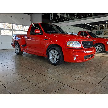 2000 Ford F150 2WD Regular Cab Lightning for sale 101236837