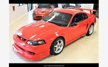 2000 Ford Mustang Cobra Coupe for sale 100975890
