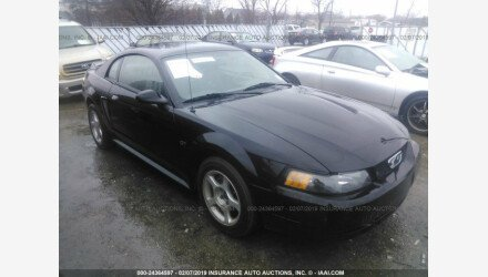 2000 Ford Mustang GT Coupe for sale 101101668