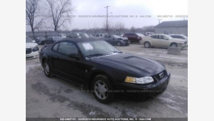 2000 Ford Mustang Coupe for sale 101107593