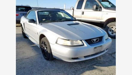 2000 Ford Mustang Convertible for sale 101107868
