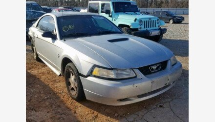 2000 Ford Mustang Coupe for sale 101109251