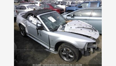 2000 Ford Mustang Convertible for sale 101111131