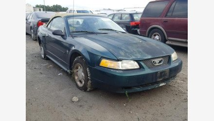 2000 Ford Mustang Convertible for sale 101112110