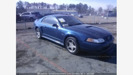 2000 Ford Mustang GT Coupe for sale 101112785