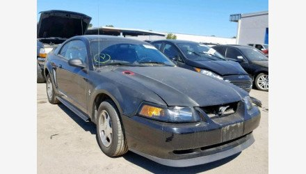 2000 Ford Mustang Coupe for sale 101121184
